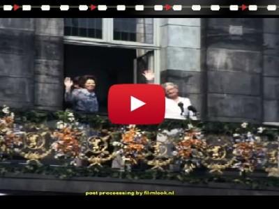 8mm film voor en na digitale bewerking