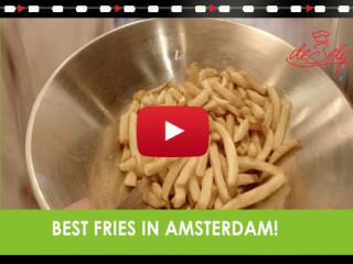 Snackbar De Belg Amsterdam